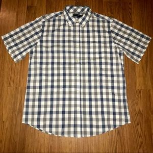 Faded Glory Button Down Shirt
